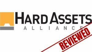 Is Hard Assets Alliance A Scam