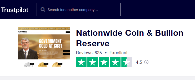 Nationwide Coin And Bullion Review Updated for 2021